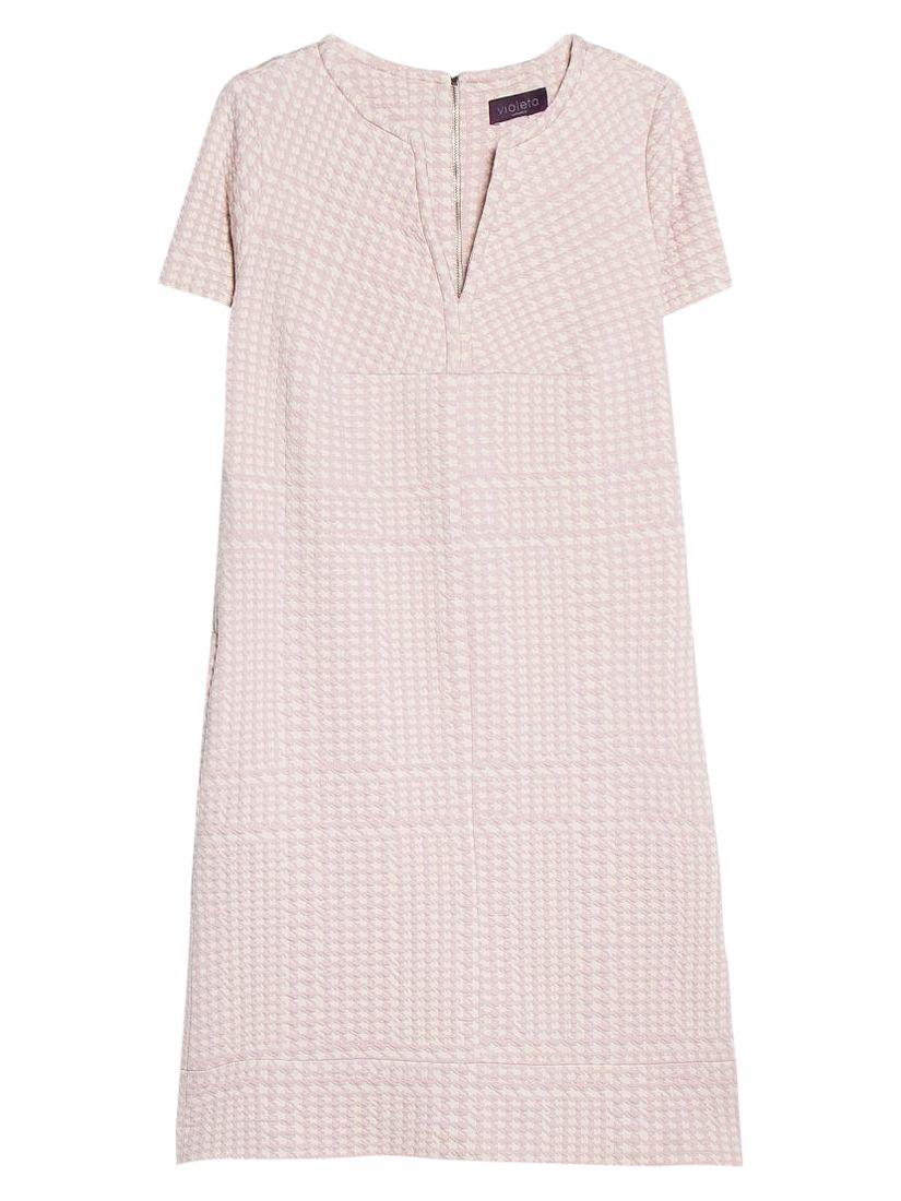 violeta by mango houndstooth dress wild aster, violeta, mango, houndstooth, dress, wild, aster, violeta by mango, 20|18|16|22|14, women, plus size, womens dresses, new in clothing, 1941462