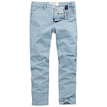 Buy Fat Face Millisle Daisy Printed Jeggings, Denim Online at johnlewis.com