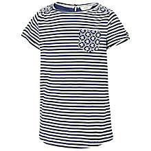 Buy Fat Face Girls' Cybil T-Shirt Online at johnlewis.com