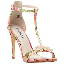 Buy Steve Madden Shawna Jewel Embellished Court Sandals Online at johnlewis.com