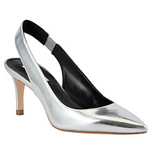 Buy COLLECTION by John Lewis Ava Open Back Court Shoe Online at johnlewis.com