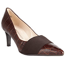 Buy Peter Kaiser Beka Pointed Court Shoes Online at johnlewis.com