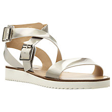 Buy Steve Madden Mellow Cleated Sole Sandals Online at johnlewis.com
