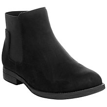 Buy John Lewis Chelsea Ankle Boots, Black Online at johnlewis.com