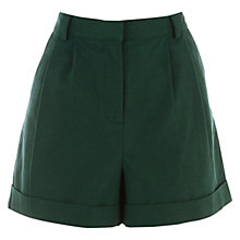 Buy Warehouse High Waist Shorts Online at johnlewis.com