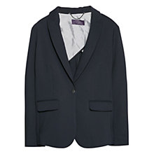 Buy Violeta by Mango Essential Cotton Blazer Online at johnlewis.com