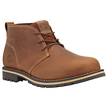 Buy Timberland Grantly Chukka Boots, Brown Online at johnlewis.com