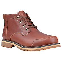 Buy Timberland Chestnut Ridge Chukka Boots, Copper Online at johnlewis.com