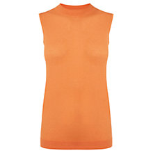 Buy Warehouse Sleeveless Shell Top Online at johnlewis.com