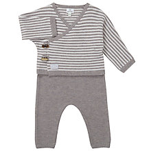 Buy John Lewis Baby Cardigan and Legging Set Online at johnlewis.com