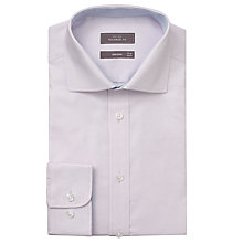 Buy John Lewis Cotton Dobby Tailored Shirt Online at johnlewis.com