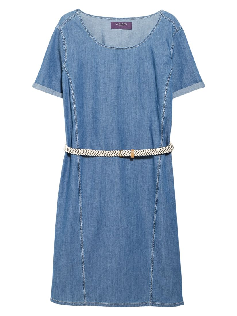 violeta by mango medium denim dress open blue, violeta, mango, medium, denim, dress, open, blue, violeta by mango, 14|18|20|16|22, women, plus size, womens dresses, womens holiday shop, city break, new in clothing, womens jeans & denim, 1942016