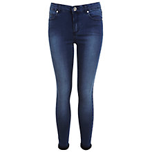 Buy Miss Selfridge Sophie Jean, Mid Wash Denim Online at johnlewis.com