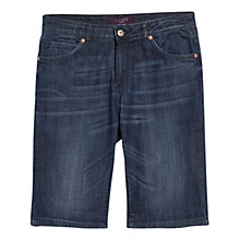 Buy Violeta by Mango Denim Bermuda Shorts Online at johnlewis.com