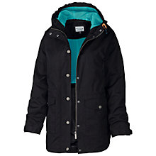 Buy Fat Face Porchester Parka, Phantom Online at johnlewis.com
