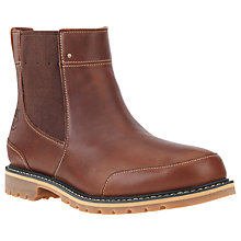 Buy Timberland Chesnut Ridge Chelsea Boots, Brown Online at johnlewis.com