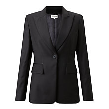 Buy Somerset by Alice Temperley Tailored Jacket, Black Online at johnlewis.com