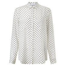 Buy John Lewis Jeanne Pocket Silk Blouse Online at johnlewis.com