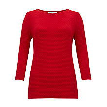 Buy John Lewis Stella Text Top Online at johnlewis.com