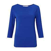Buy John Lewis Stella Textured Top Online at johnlewis.com