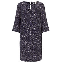 Buy Kin by John Lewis Kyoto Print Dress, Blue Online at johnlewis.com