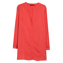 Buy Violeta by Mango Lightweight Long Blouse Online at johnlewis.com