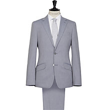 Buy Reiss Joseph Fine Twill Suit, Light Blue Online at johnlewis.com