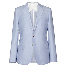 Buy Reiss Nigel B Contrast Weave Blazer Online at johnlewis.com