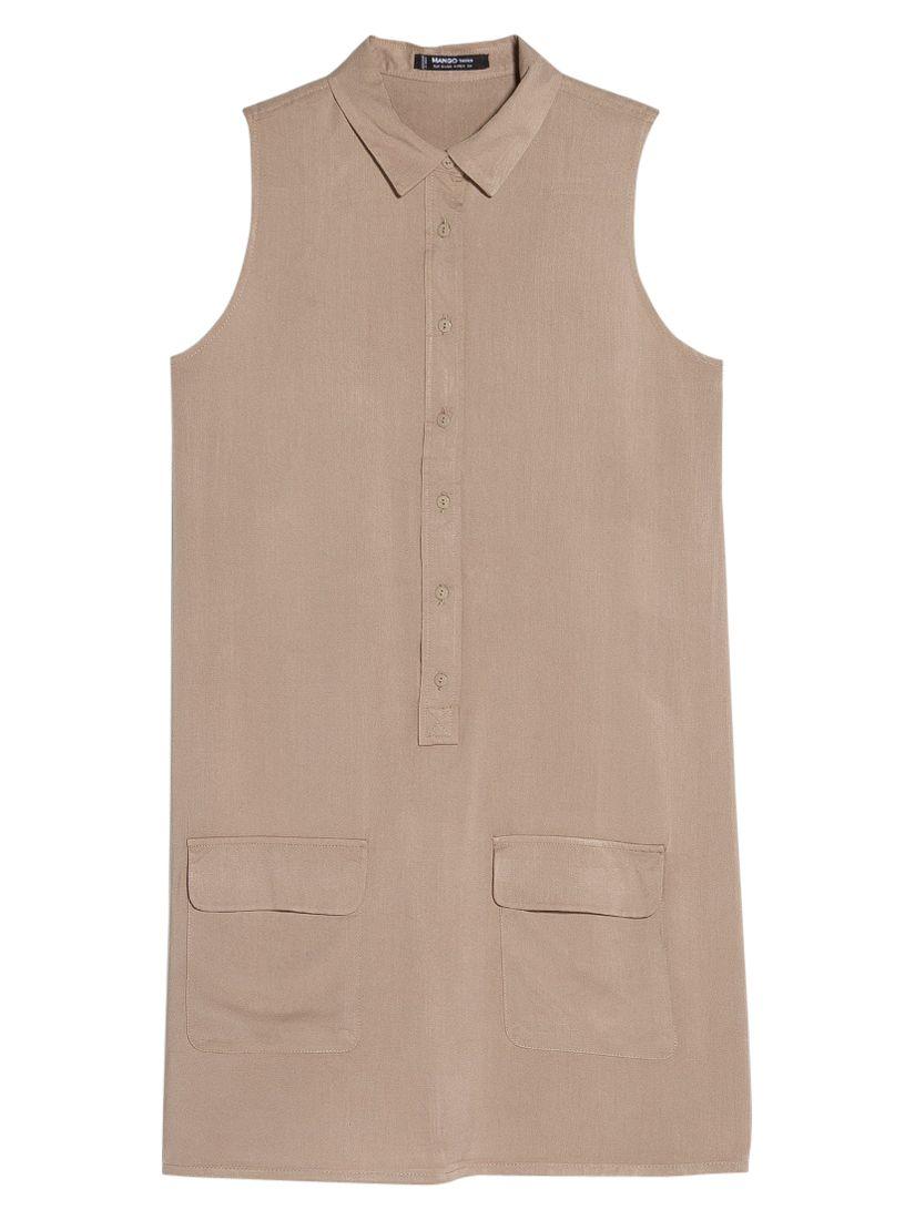 mango shirt dress medium brown, mango, shirt, dress, medium, brown, 8|10|14|12|6, women, womens dresses, 1943245