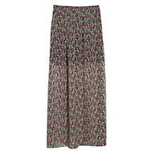 Buy Mango Side Slit Hem Skirt Online at johnlewis.com