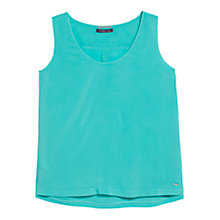 Buy Violeta by Mango Sleeveless Blouse Online at johnlewis.com