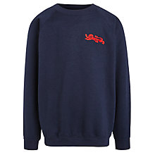 Buy Winchester House School Sweatshirt, Navy Online at johnlewis.com
