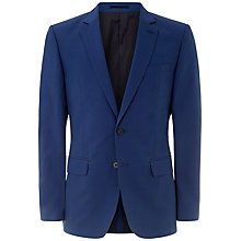 Buy Jaeger End on End Modern Blazer, Lake Blue Online at johnlewis.com