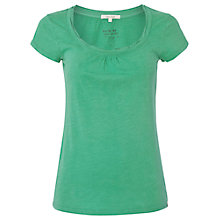 Buy White Stuff Alice T-Shirt, Green Online at johnlewis.com