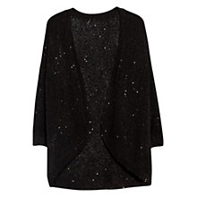 Buy Violeta by Mango Sequin Cardigan Online at johnlewis.com