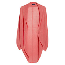Buy Violeta by Mango Cocoon Linen-Blend Cardigan Online at johnlewis.com