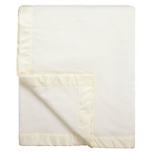 Buy John Atkinson by Hainsworth Regal Lambswool and Cashmere Blanket Online at johnlewis.com