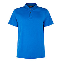 Buy Jaeger Pima Cotton Polo Shirt Online at johnlewis.com