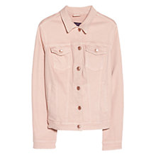 Buy Violeta by Mango Denim Jacket Online at johnlewis.com