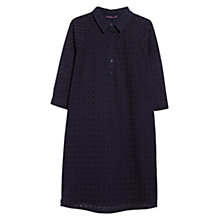 Buy Violeta by Mango Openwork Detail Dress Online at johnlewis.com