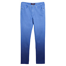 Buy Violeta by Mango Super Slim Jeans, Medium Blue Online at johnlewis.com