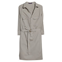 Buy Violeta by Mango Belted Shirt Dress Online at johnlewis.com
