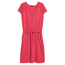 Buy Violeta by Mango Slub Cotton Dress Online at johnlewis.com