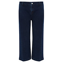 Buy Karen Millen Culottes, Denim Online at johnlewis.com
