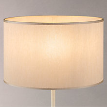Buy John Lewis Bonham Fabric Lampshade Online at johnlewis.com