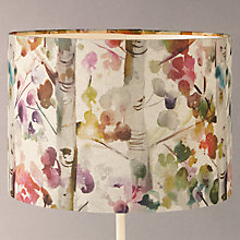 Buy Voyage Izusa Lotus Lampshade Online at johnlewis.com