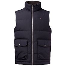 Buy Tommy Hilfiger Micah Down Gilet Online at johnlewis.com