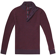 Buy Tommy Hilfiger Tylor Mock Neck Jumper Online at johnlewis.com