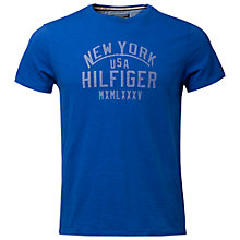 Buy Tommy Hilfiger Harry Print T-Shirt Online at johnlewis.com