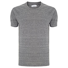 Buy Eleven Paris Blemito Marled T-Shirt, Grunder Grey Online at johnlewis.com
